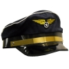 Airplane Pilot Hat